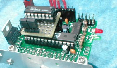 RS232 IC modification